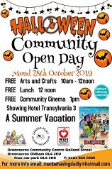 FREE Community Open Day Image