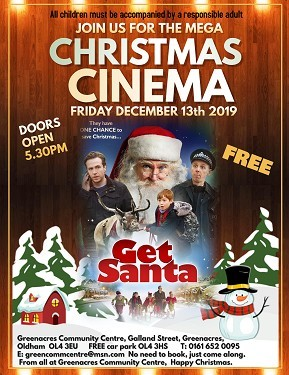 Christmas Cinema Image